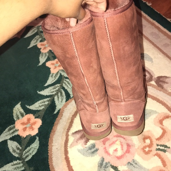 UGG Shoes | Tall Rust Colored Ugg Boots